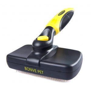 Cepillo para perros con púas